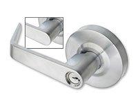 Exit Door Lever Set - Vigilant Commercial Door Lever Set, Classroom Keyed Function, Ul Fire Rated