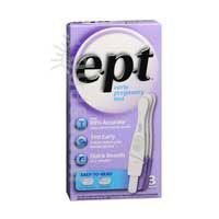 e.p.t. Analog Early Pregnancy Test 3 Each (Packs of 3)