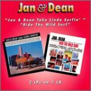 Jan & Dean Take Linda Surfin / Ride Wild Surf