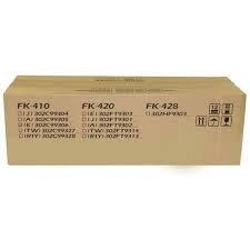 Copystar Genuine Brand Name, OEM FK410 (FK-410) Black Fuser Unit (150K YLD) (302C993057) (302C993059) for CS-1620, CS-1635, CS-1650, CS-2020, CS-2050 Printers