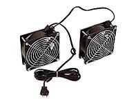 Belkin Cabinet Fan Unit Axial W/Cord F4D177 ()