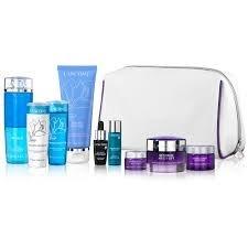 lancome skin care set