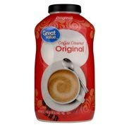 PACK OF 10 - Great Value Non-Dairy Coffee Creamer, 35.3 Oz by Great Value