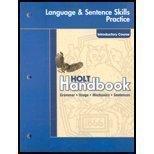 Holt handbook, Grade 8, Holt, Rinehart and Winston Staff, 0030661366