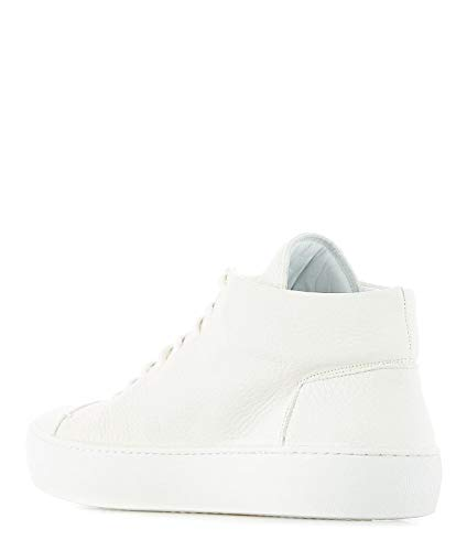 Uomo Tlc1941336 The Last Conspiracy Bianco Pelle Sneakers n01Cpw1tq
