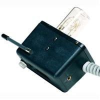 Norman LH52KR-M DC Operated Flash Lamphead with Built-in PocketWizard Radio Transceiver with Modeling Lamp.