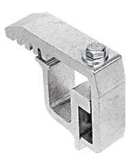 CRL Truck Cap C-Clamp for 1999+ Ford Super Duty Truck Caps with Aluminum Rail