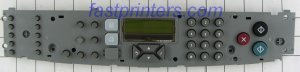 40X4693 Lexmark Operator Panel X500n