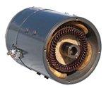 (GE 36 Volt Golf Cart Motor 2.5 HP 3300 RPM)
