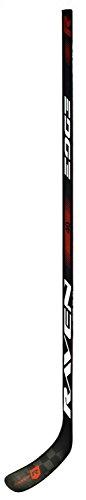 Raven Hockey EDGE 40, C19 curve (Backstrom), 3K Carbon Shaft (Matte Grip), 25X Blackmond Dual-Core Blade (left)