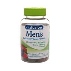 Vitafusion Men's Daily Multivitamin, Gummies