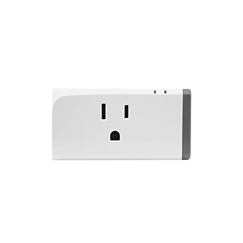 angju Sonoff S31 Wi-Fi Smart Plug with Energy Monitoring, Works with Amazon Alexa Google Home Assistant, IFTTT Supporting, No Hub Required, Smart Socket Outlet Timer Switch Remote Control Devices by Sonoff