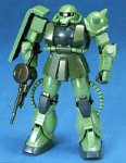 Zaku II [FG-03] - MS-06F 1/144 Scale Model Kit (Japanese Import)