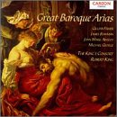 Great Baroque Arias, Part 1 / G. Fisher · Bowman · Ainsley · M. George · The King's Consort · King