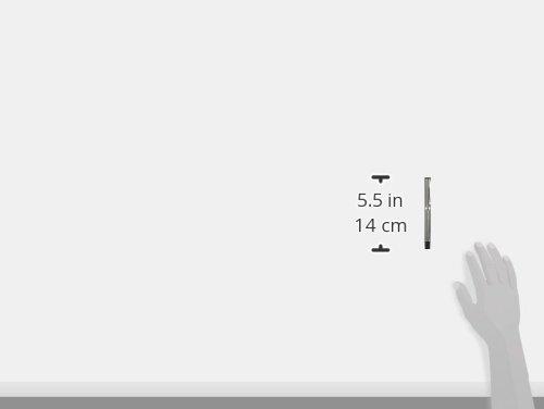 Xezo Diamond Cut Gel Ink Rollerball Pen (Incognito Zinc R) by Xezo (Image #8)