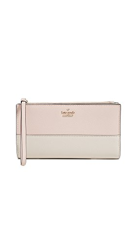 Kate Spade New York Women's Cameron Street Eliza Wristlet, Multi Vellum, One Size by Kate Spade New York