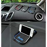 Update Mobile phone 3D Non-slip pad car anti slip pad mat sticker for Ford Fiesta 2008 2009 2012 2013 2014 2015 auto...