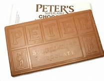 Peter's Ultra 125 Milk Chocolate Coating , Chocolate Bakery Block