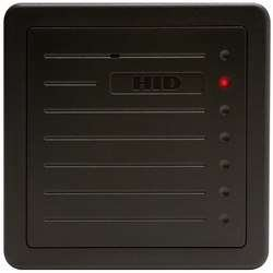 Hid Proxpro Reader - HID Proxpro 5352 5352AGN00 Proximity Access Control Reader (Gray)