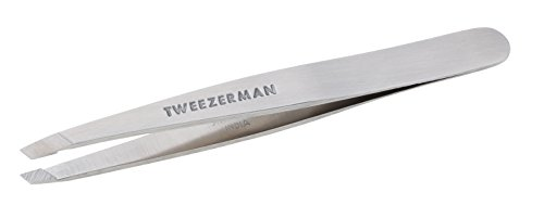 (Tweezerman Slant Tweezer, Stainless Steel)