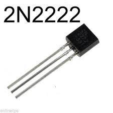 DAYDEALZ 10pcs 2N2222 Transist...