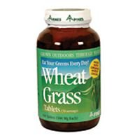 Pines Wheat Grass Tablet, 500 Mg - 250 per pack - 3 packs per - Pines Wheatgrass Tablets