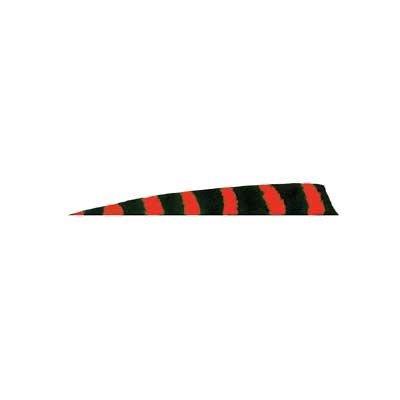 Trueflight 1c 5 Red Rw Shield Back Bar