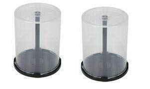 EMPTY CD/DVD CAKE BOX SPINDLE -100 DISCS