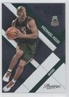 Michael Redd #339/499 (Basketball Card) 2010-11 Prestige - Prestigious Pros - Green #22 ()