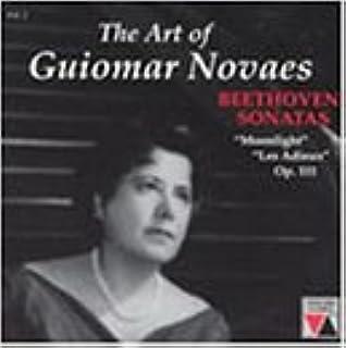 The Art of Guiomar Novaes, Volume 2: Beethoven Sonatas