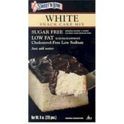 Sweet 'N Low White Cake Mix - N Sweetener Low Sweet Artificial