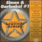 SIMON & GARFUNKEL KARAOKE LEGENDS SERIES DISC CD+G/CDG - Simon Karaoke Paul