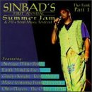HBO Special Sinbads First Annual Summer Jam & 70s Soul Music Festival The Funk Part 1
