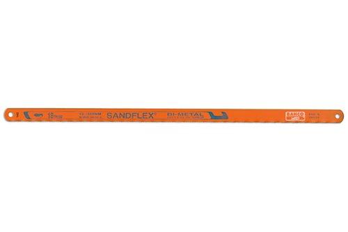 Connect - 32403 Bahco Sandflex Hacksaw Blade 18tpi Pack 10