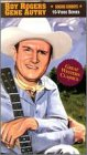 Gene Autry & Roy Rogers: Singing Cowboys [VHS]