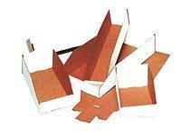 """UPC 812578009107, Box Partners Open Top Bin Boxes, 10"""" x 18"""" x 4 1/2"""" - 25 each per Bundle"""