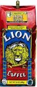 Lion Coffee Lion Gold Whole Bean 24 Oz. Bag