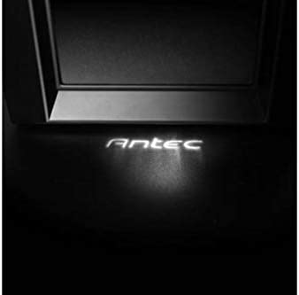 Antec P6 - Case Gaming Matx Con Vetro Temperato, Nero