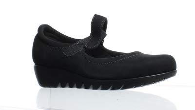Munro New Womens Black Nubuck Mary Janes Size 7