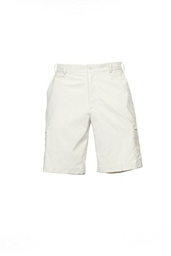 Nike Mens Dri-fit Cargo Golf Shorts (38, Bone)