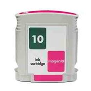 Toner Spot Remanufactured Ink Cartridge Replacement for HP 10/C4843A (Magenta) ()