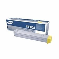 Genuine OEM brand name SAMSUNG Yellow Toner for CLX-8380ND (15K Yield) CLXY8380A