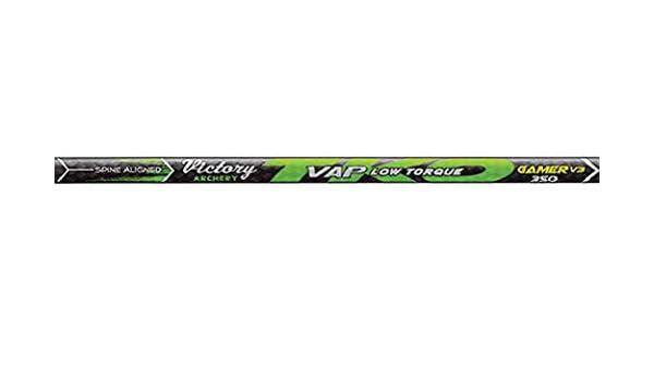 350 Shaft 1-Dz Victory VAP Gamer V3 Arrows w// Blazer Vanes