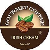 Carolans Irish Cream - Irish Cream Flavored Gourmet Coffee, 35 Single Serve Cups