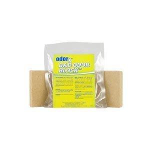 Bad Odor Block - Sun-Belt - Bad Odor Blocks - Sealed Odor Counteractant *Rain Forest - 1 Block* UP295C