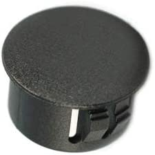 "2/"" Nylon Panel Plugs Locking Plug Dome Plugs Black"