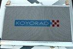 KOYORAD (KOYO) 36mm All-Aluminum Radiator 1990-1994 Mitsubishi Eclipse ()
