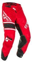 Pants Mesh Kinetic - Fly Racing Kinetic Mesh Era Pant Red/White/Black Size 32