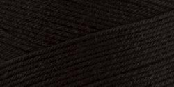 Bulk Buy: Caron One Pound Yarn (2-Pack) Black 294010-10503 (Black One Yarn Pound)