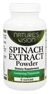 Nature's Vision Spinach Extract Powder, 6 oz